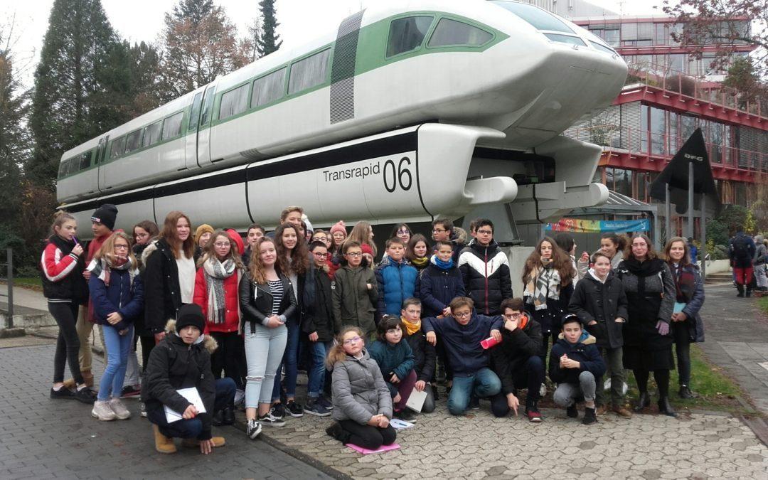 Visite de Bonn