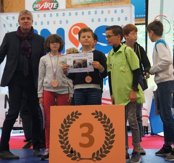 Championnat de France de sport partagé