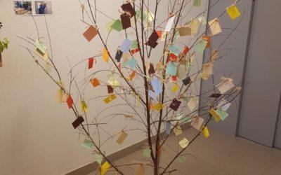 L'arbre aux Haïkus des saisons