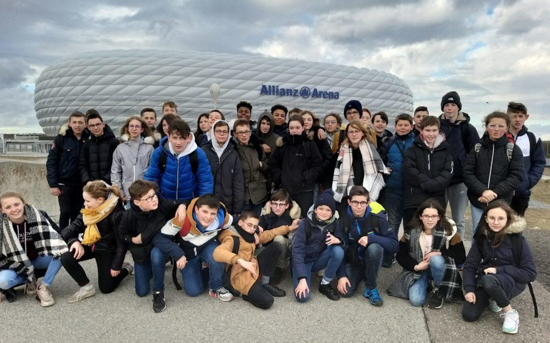 Deuxième journée en Bavière
