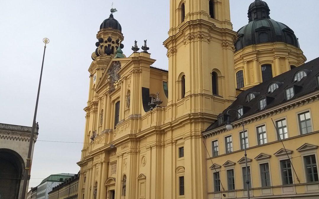 Dernier jour à Munich